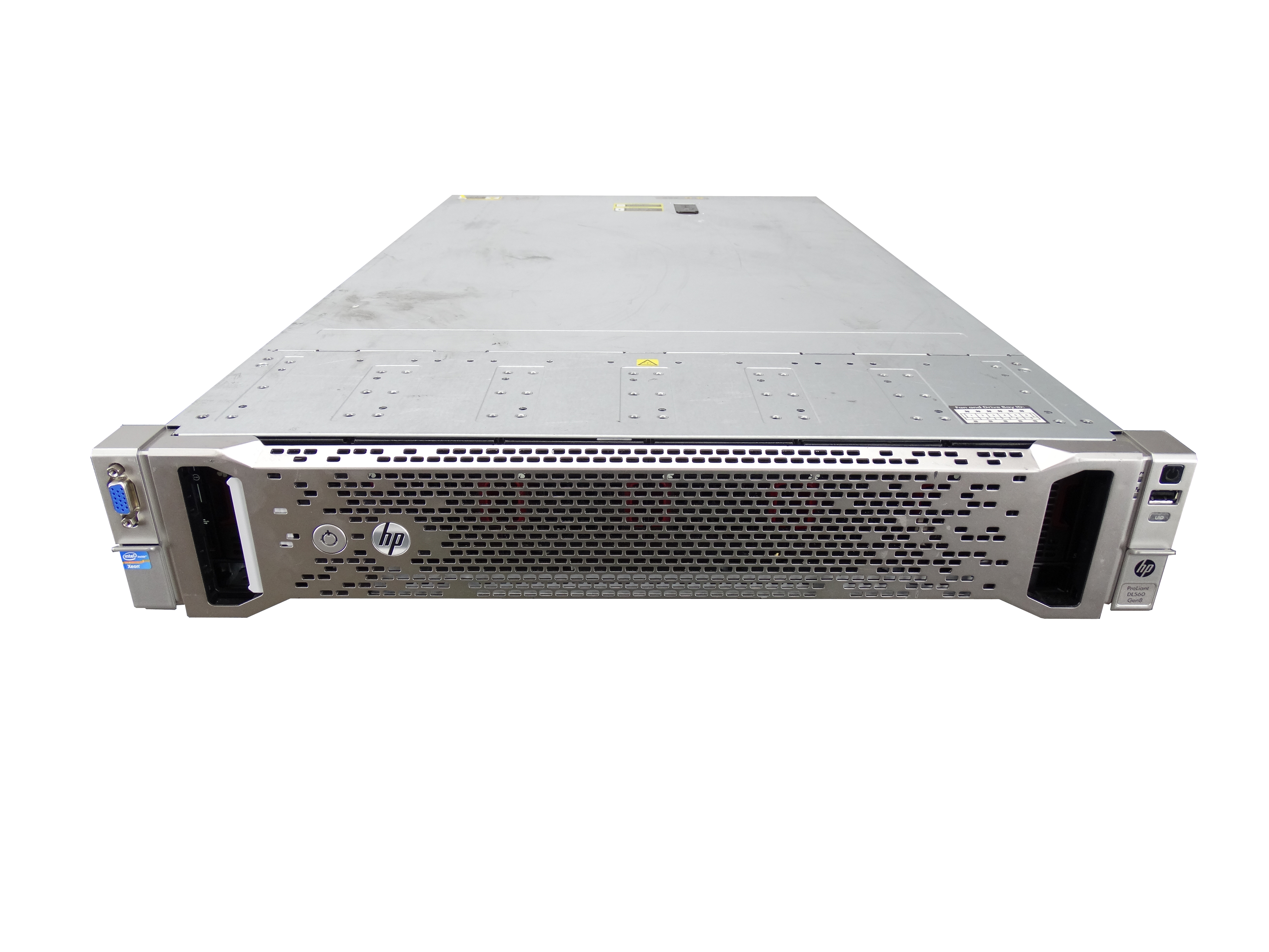 HP ProLiant DL560 Gen 8 5-Bay SFF 2U Rackmount Server