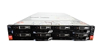 Dell PowerEdge FX2s with 4x FC630 Blade Server
