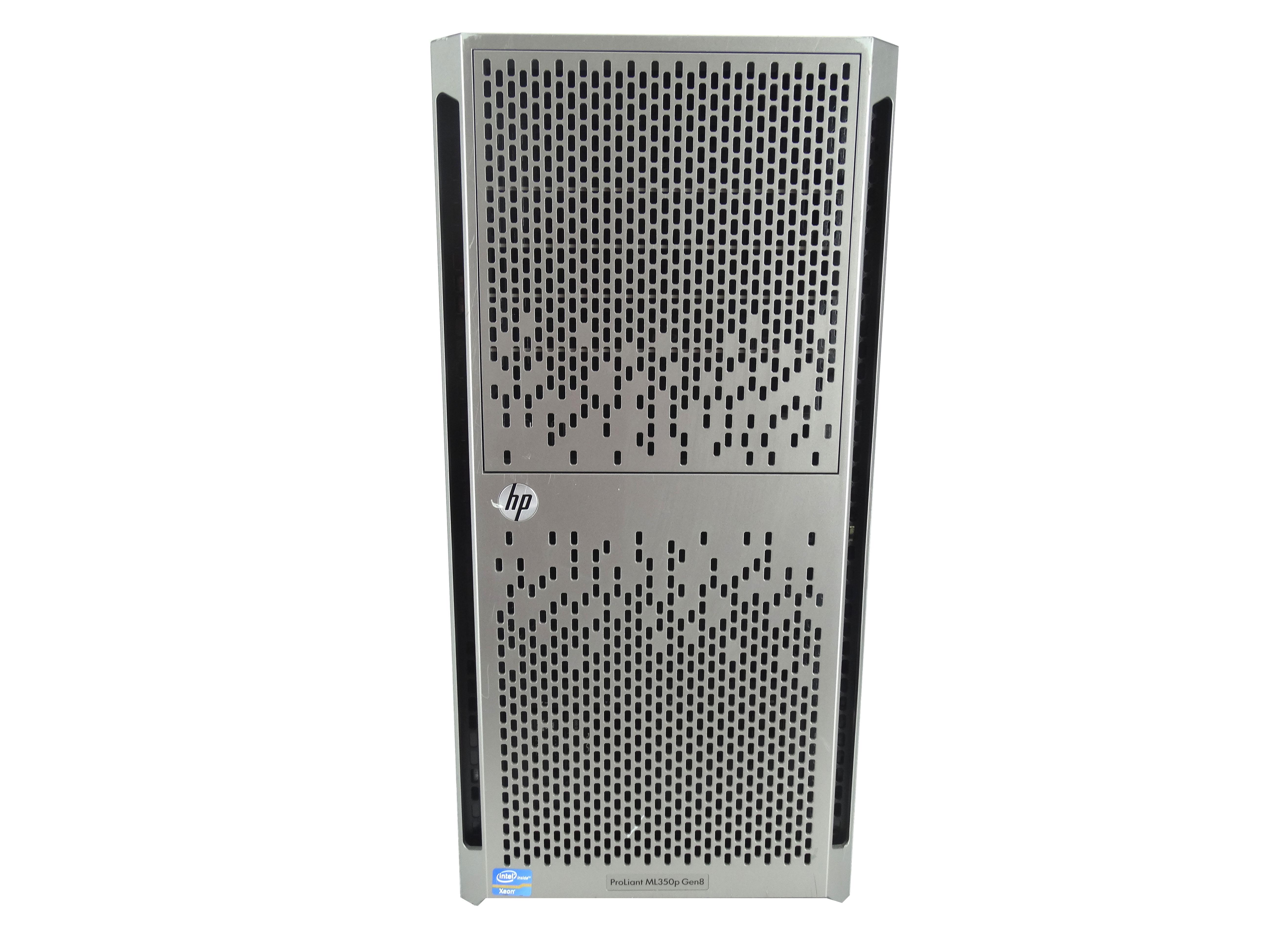 HP ProLiant ML350p Gen 8 8-Bay SFF Tower Server