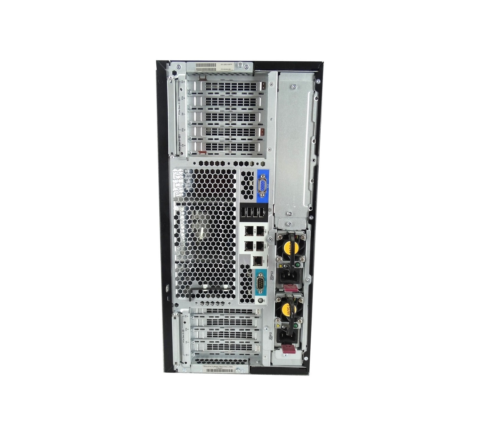 HP ProLiant ML350p Gen 8 6 Bay LFF Tower Server