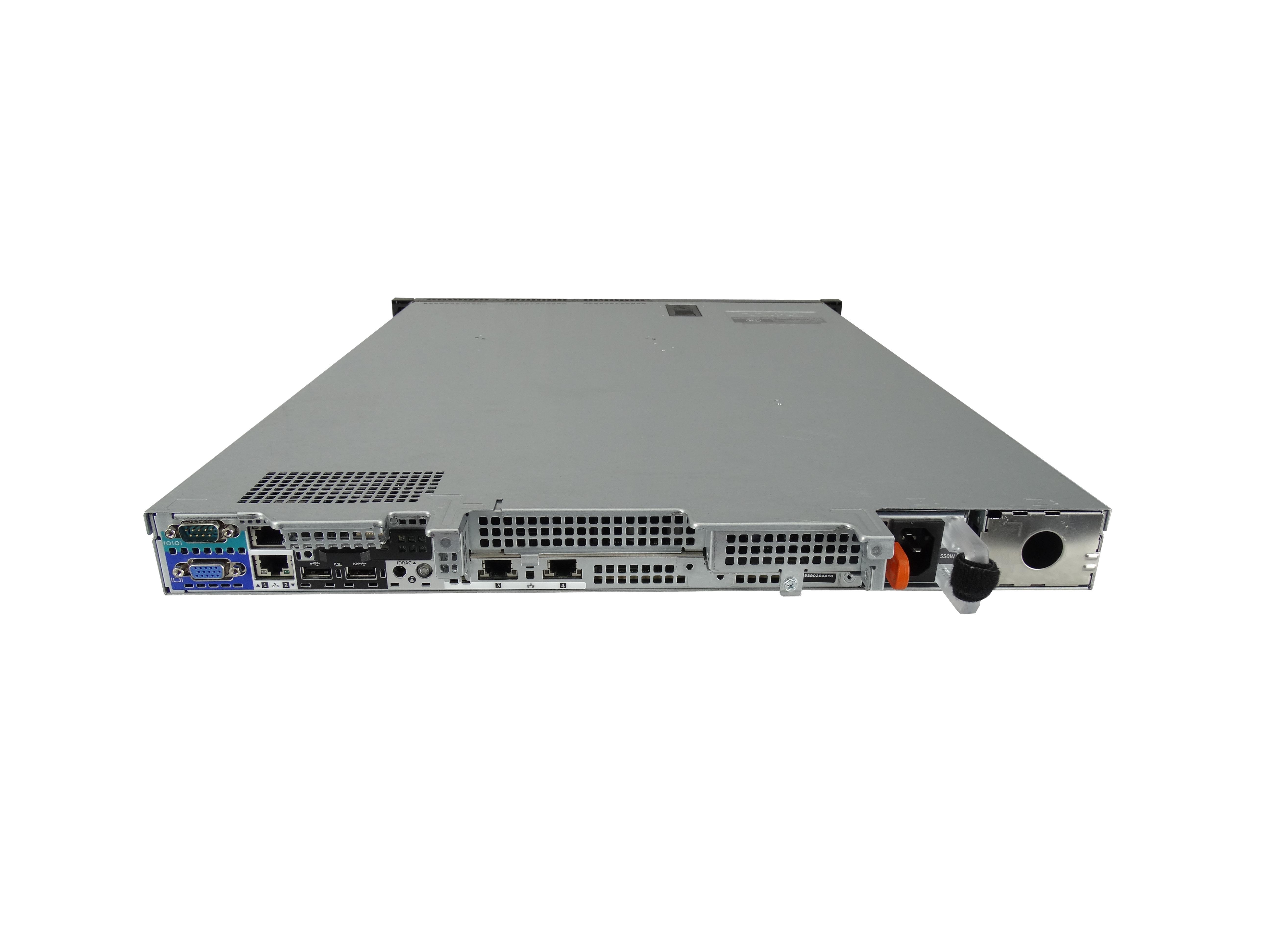 Dell PowerEdge R430 8-Bay SFF 1U Rackmount Server