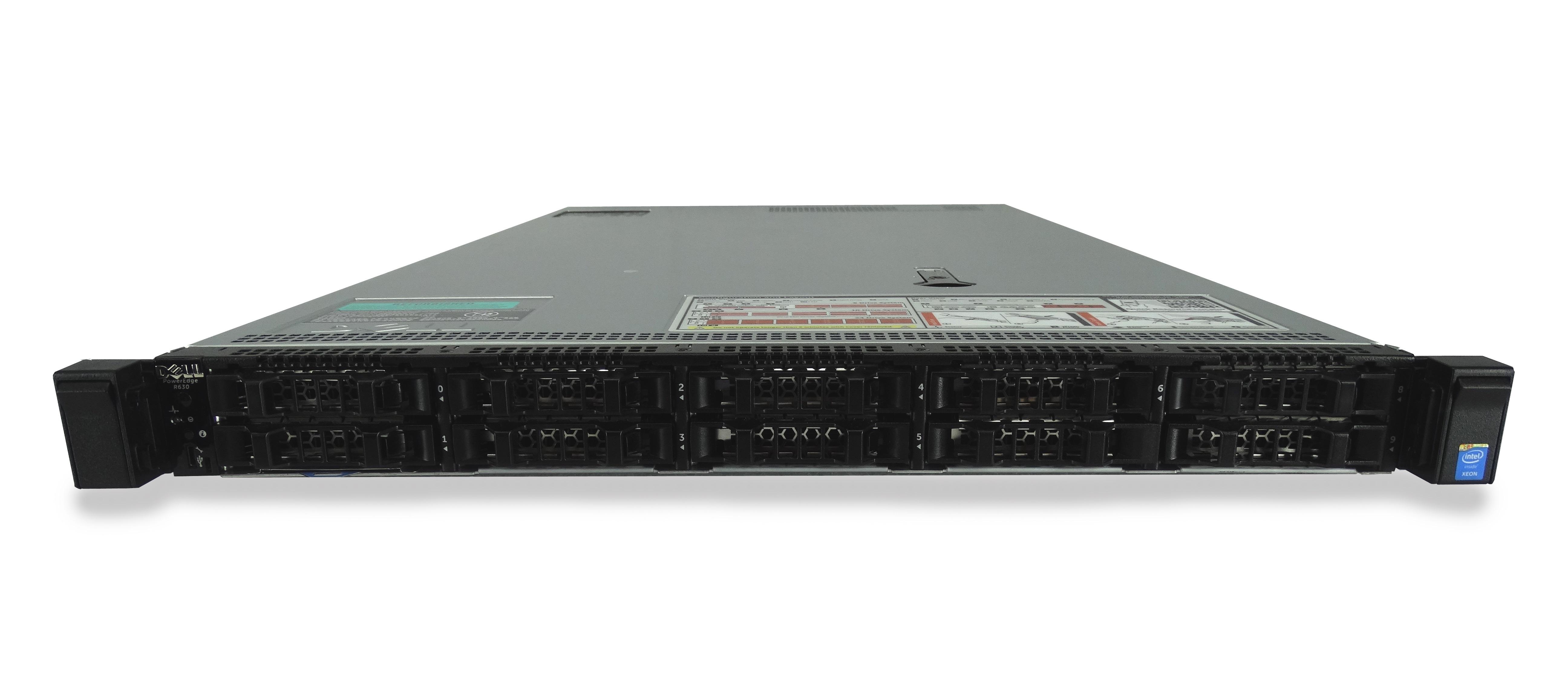 Dell PowerEdge R630 10-Bay 1U Rackmount Server