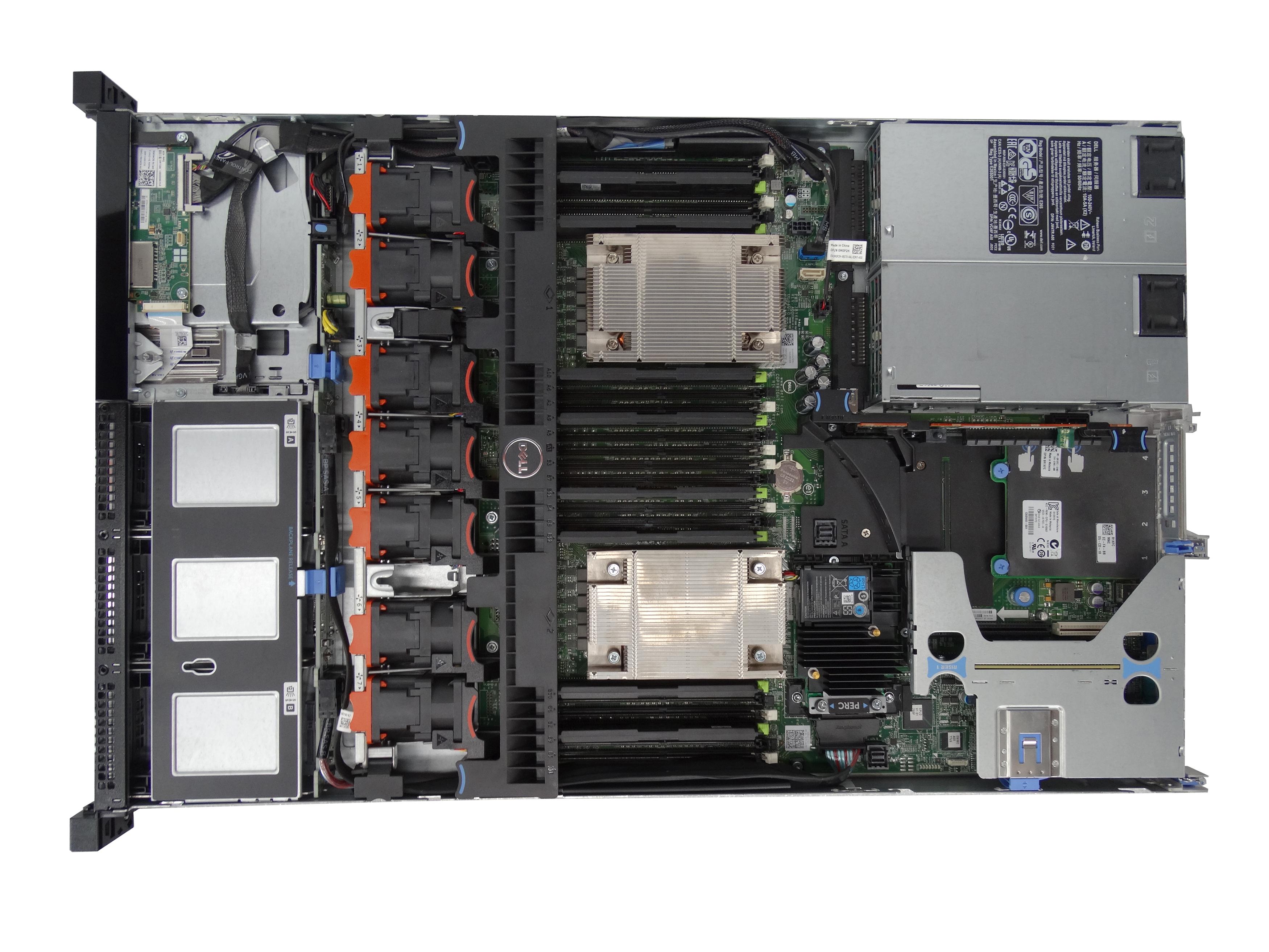 Dell PowerEdge R630 8-Bay 1U Rackmount Server