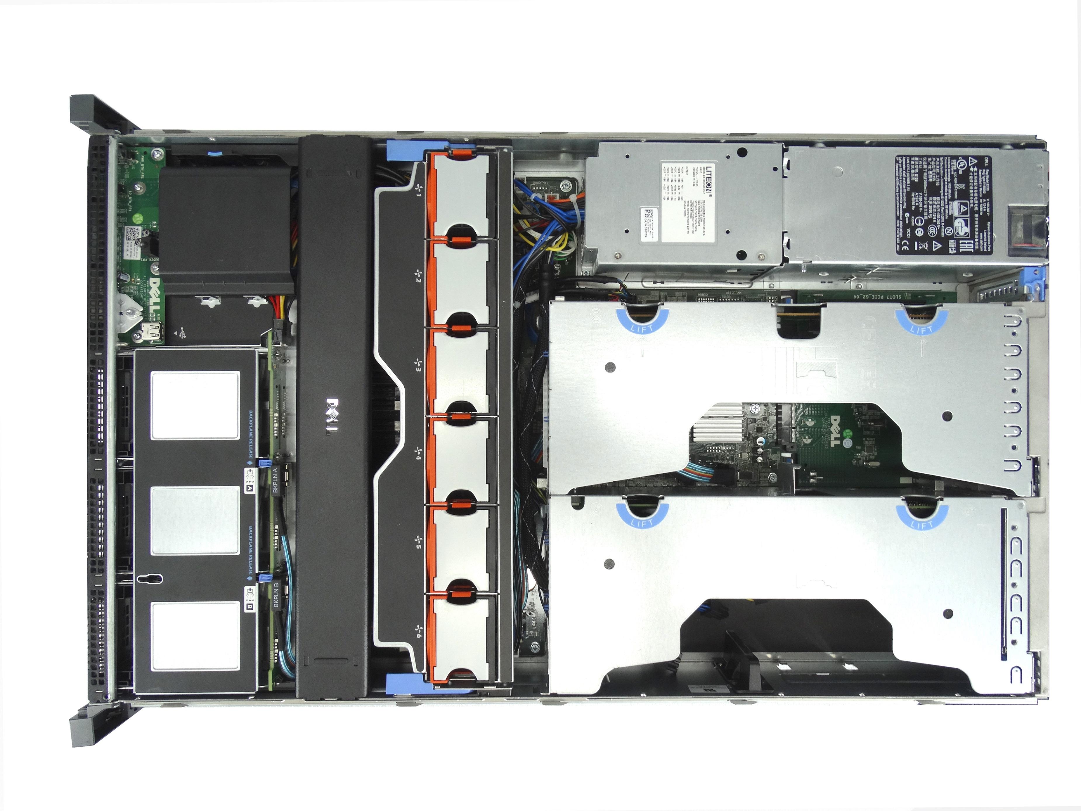 Dell Precision R7610 Rackmount Workstation