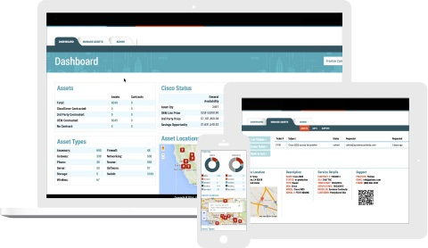 RackGuard Dashboard