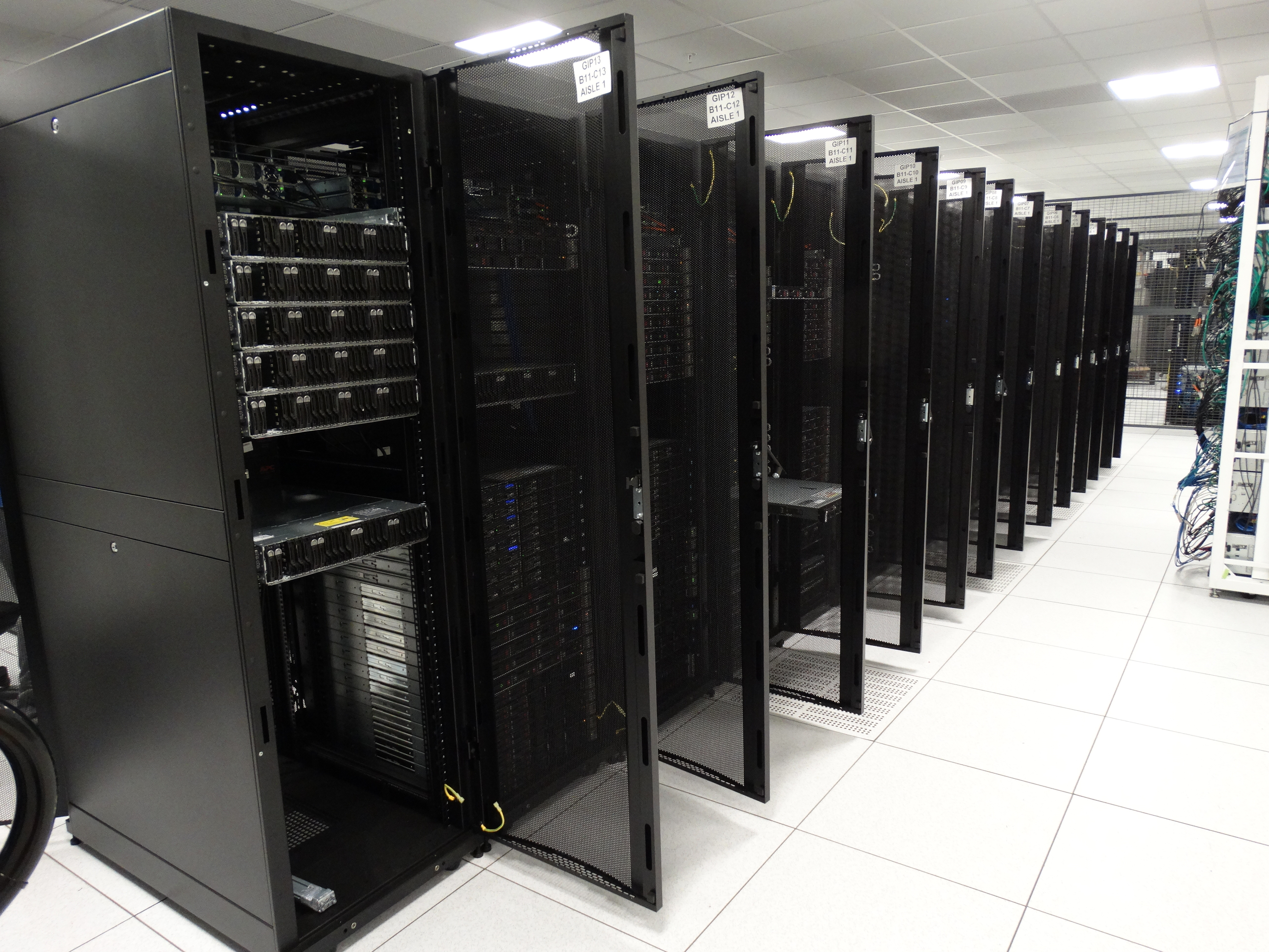 Spin Servers Colocation