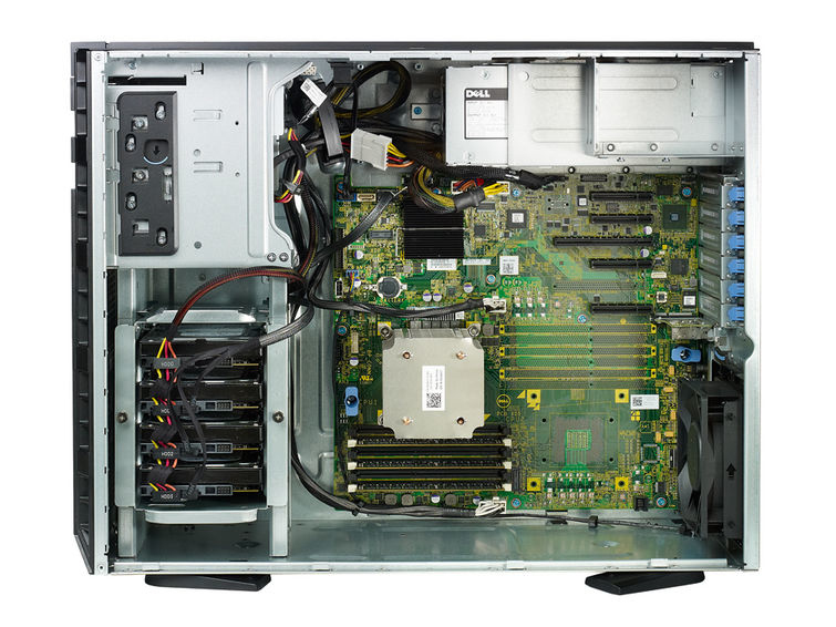 Dell PowerEdge T320 8-Bay LFF Tower Server