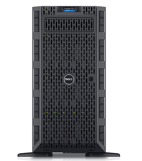 Dell T630 front
