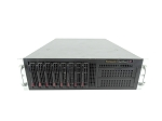 Supermicro SuperChassis 835BTQ-R1K28B 8-Bay LFF 3U Server with X9DRi-LN4F+ Motherboard