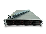 Supermicro SuperServer SYS-6026TT-BTRF 4-Node 12 Bay LFF 2U Rackmount Server