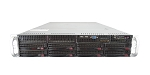 Supermicro SuperServer 6027R-3RF4+ 8-Bay LFF 2U Rackmount Server