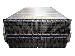 Supermicro MicroBlade MBE-628E-420 Chassis with 12x MBI-6118G-T41X Blade Server