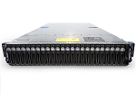 Dell PowerEdge C6220 II 4-Node 24-Bay SFF 2U Rackmount Server (Gen2)