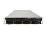 Supermicro SuperChassis 825TQ-563LPB 8-Bay LFF 2U Rackmount Server with X8DTi-F Motherboard