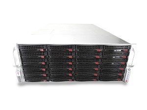 Supermicro SuperChassis CSE-846 4U Rackmount Server with X9DRi-F Motherboard