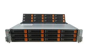 Supermicro SuperStorage SSG-6028R-E1CR24N 24 Bay LFF 2U Server with X10DSC+ Motherboard