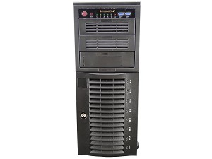 Supermicro SuperWorstation 7048A-T 8 Bay LFF Mid-Tower with X10DAi Motherboard