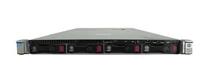 HP ProLiant DL360p Gen 8 4 Bay LFF 1U Rackmount Server