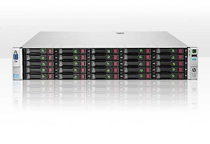 HP ProLiant DL380p Gen 8 25-Bay SFF 2U Rackmount Server