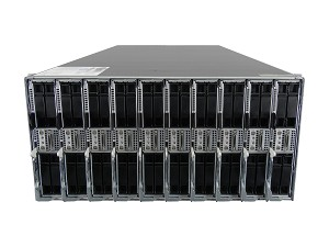 HP Apollo 6000 Chassis with 10x XL230a Gen9 Blade Server
